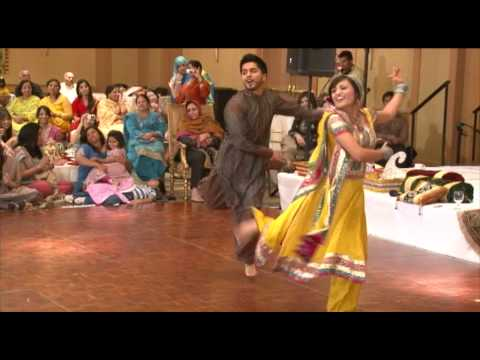 pakistan best dance - Pakistani American wedding in Los Angeles, California http://www.samsonpro.com.