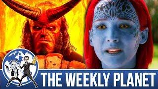 Video Dark Phoenix & Hellboy Trailers - The Weekly Planet Podcast MP3, 3GP, MP4, WEBM, AVI, FLV Juni 2019