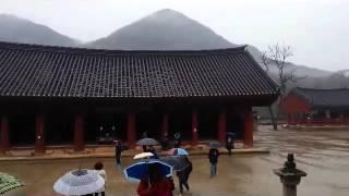 Wanju-gun South Korea  city images : Seonunsa Temple, Gochang, South Korea