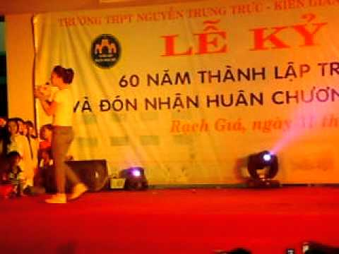 Miu Lê – Impossible – 60 năm thành lập trường THPT NTT