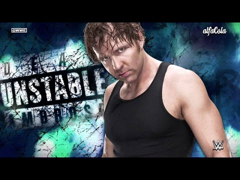 Dean Ambrose || Tribute || I am Stronger / 2016 / HD