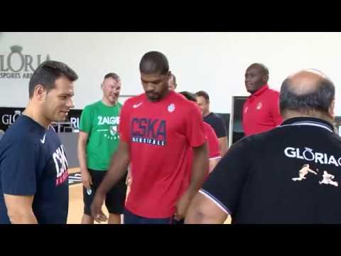 Basket : Monaco confronté au très haut niveau à la Gloria Cup