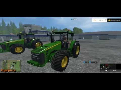 JOHN DEERE 8530 PACK FIXED