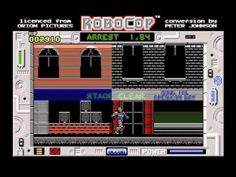 robocop atari music