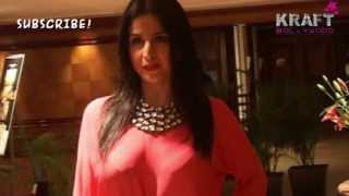 Maheep Kapoor Pink Tank Top HOT!