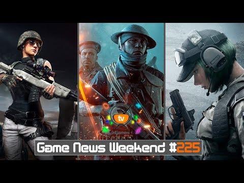Игровые Новости — Game News Weekend #225 | (Подробности движка Cyberpunk 2077, PUBG)