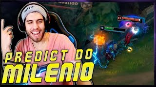 O PREDICT DO MILÊNIO! - Stream Highlights