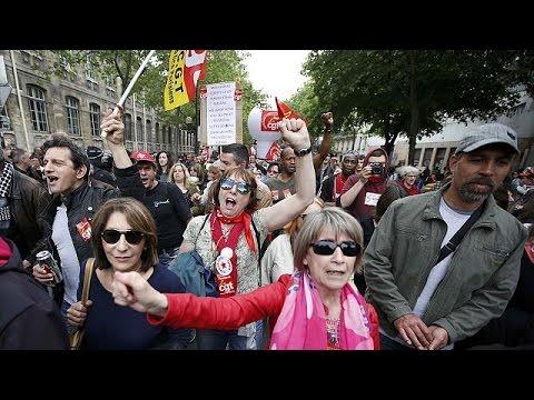Γαλλία: Οι μεγάλες απεργιακές κινητοποιήσεις