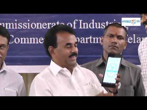 Telangana Launched TS-iPASS Mobile App