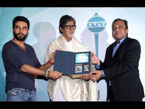 Amitabh Bachchan Launched Hanuman Chalisha Album Sung By Shekhar Ravjiani