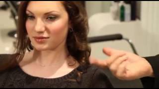 Victoria's Secret Beach Wave Hair Style with Creative Hair Tools Styling Iron