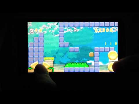 Video of Cat Mario Parody Lite