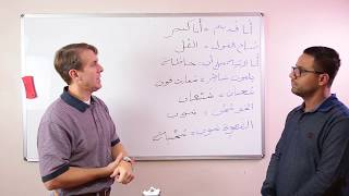 Video Common Mistakes Made by Beginner Arabic Students: pt. 1 (Levantine Arabic) MP3, 3GP, MP4, WEBM, AVI, FLV Juli 2019