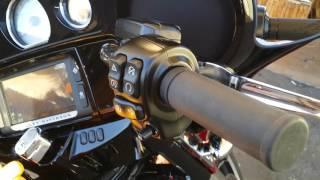 8. 2016 Harley Davidson Street Glide - Danger