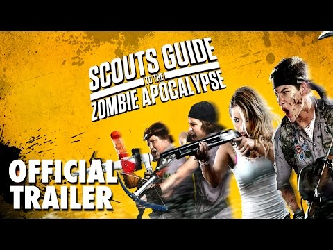 Scouts Guide to the Zombie Apocalypse (Official Trailer)