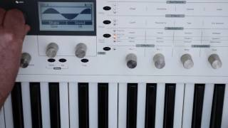Download Lagu Playing With a Wavetable - Waldorf Blofeld Mp3