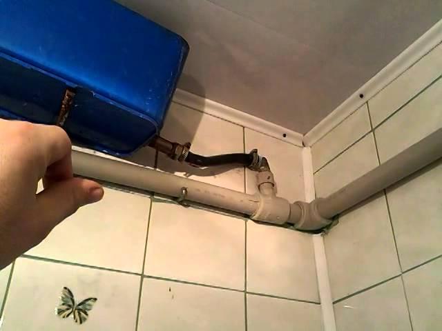 Расширительный бак для отопления своими руками фото