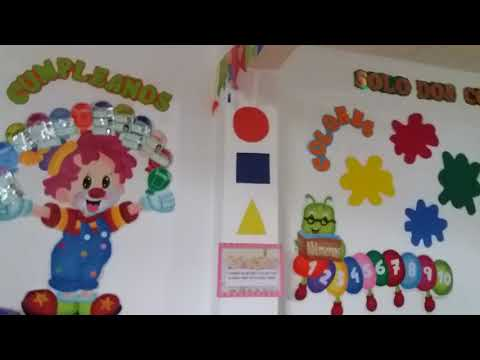 Aula de inicial 2 for Decoracion aula primaria