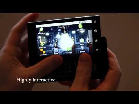 Video of Fireflies Live Wallpaper