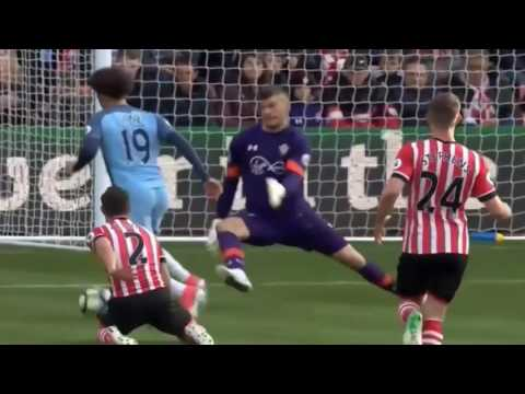 Southampton vs Manchester City 0-3 All Goals and Highlights   Premier League 15/04/2017 HD