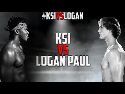 KSI VS LOGAN PAUL 2 FULL FIGHT! (LIVE STREAM) FREE!
