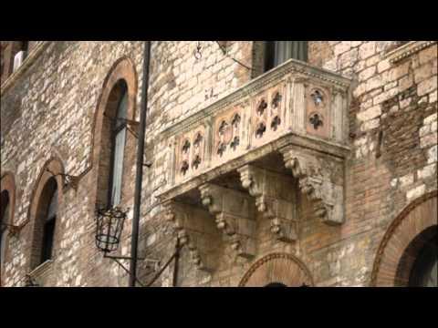 Old centre Perugia