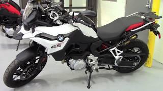 8. 2019 BMW F 750 GS - New Street Bike For Sale - Burbank, Ohio