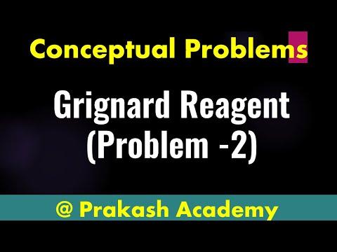 Organische Chemie: Grignard - IITJEE Probleme