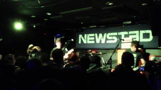 Huey Cam: Newsted - Live At The Red House 04-19-13 Part 4