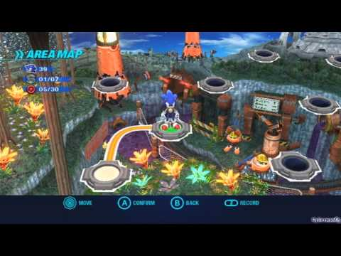 sonic unleashed part 3 wii