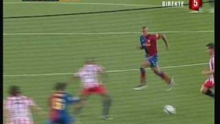 Thierry Henry mit tollem Tor gegen Atletico Madrid (2008)