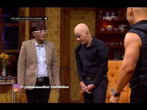 Download Video The Best Of Ini Talkshow - Deddy Kok Bulet Ciut Ditatap Deddy Corbuzier