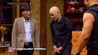 Video The Best of Ini Talkshow - Deddy Kok Bulet Ciut Ditatap Deddy Corbuzier MP3, 3GP, MP4, WEBM, AVI, FLV Oktober 2017