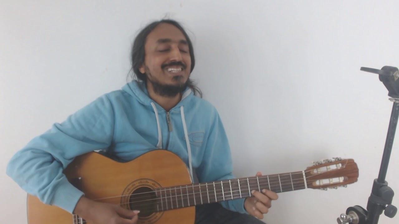 Inkem inkem Detailed Solo | Acoustic guitar Lead Indian Raga STyle