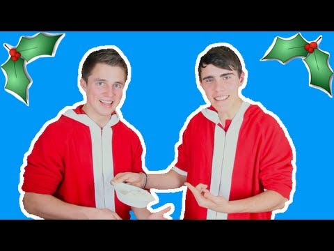 Gingerbread Men - How To Cook With Alfie and Marcus