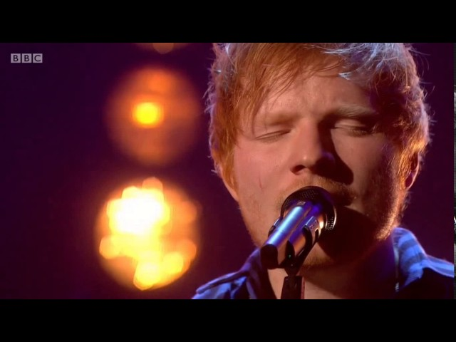Ed Sheeran Castle On The Hill Live On The Graham Norton