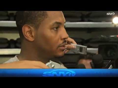 Video: New York Knicks Report: First Practice