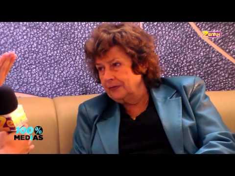 Interview de Michelle Cotta