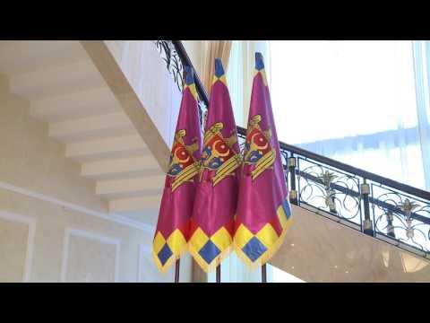 Moldovan president meets Russian pediatrician