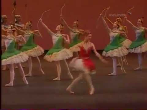 Svetlana Zakharova And Natalia Osipova - Pharaoh's Daughter
