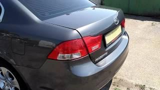 видео авто Kia Magentis в кредит