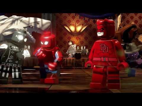 LEGO Marvel Super Heroes 2 Launch Trailer