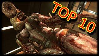 Video Resident Evil Month: Top 10 Coolest Mutations MP3, 3GP, MP4, WEBM, AVI, FLV Mei 2019