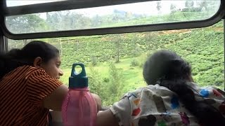 Kandy Sri Lanka  city photos gallery : Ella to Kandy by Train Sri Lanka July 2016
