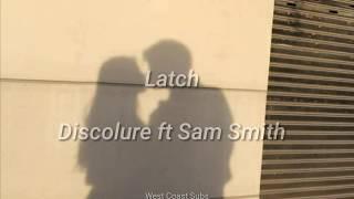 Latch - Sam Smith ; Español