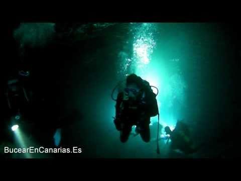 Inmersion en las grutas de Isaac