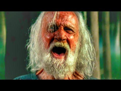A Quiet Place - Old Man Death Scene - A Quiet Place Movie Clip HD [1080p]
