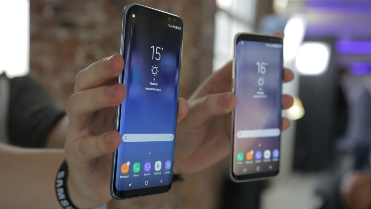 Samsung Galaxy S8 Plus vs Samsung Galaxy S8