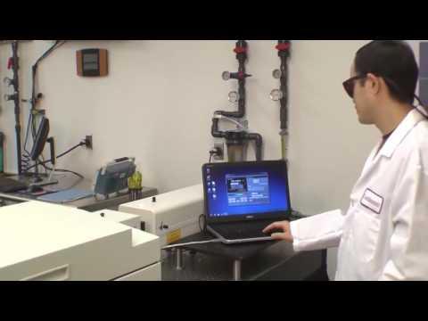 Continuum - Introducing Vista, Peak Performance Dye Laser