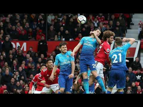 Manchester United - Arsenal. EPL /  Highlights / Манчестер Юн – Арсенал: обзор (Link In Description)